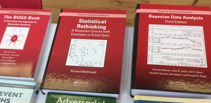Red is the color of Bayes